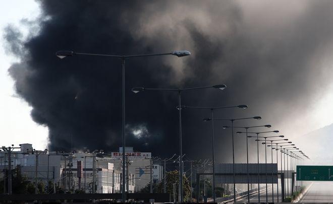 Δόθηκαν δύο λωρίδες κυκλοφορίας προς Λαμία στη Μεταμόρφωση