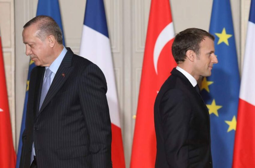 Μήνυμα στην Τουρκία από το Παρίσι: Η Αγκυρα να τηρήσει τις δεσμεύσεις της