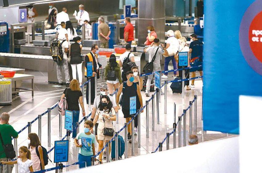 Κάτω από το 20% των περυσινών τα έσοδα από τον τουρισμό- Μπροστά στο χειρότερο σενάριο οι επαγγελματίες