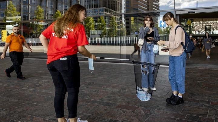 Ολλανδία: 601 νέα κρούσματα κοροναϊού τις τελευταίες 24 ώρες