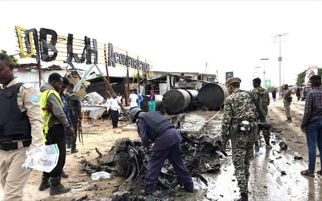 Σομαλία: Έκρηξη σε στρατιωτική βάση στο Μογκαντίσου