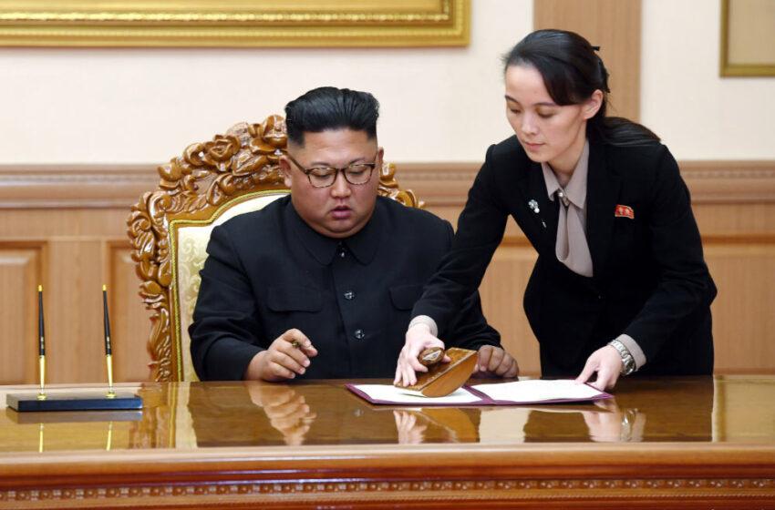 Β. Κορέα: Η μεγάλη ανατροπή με τον διάδοχο του Κιμ
