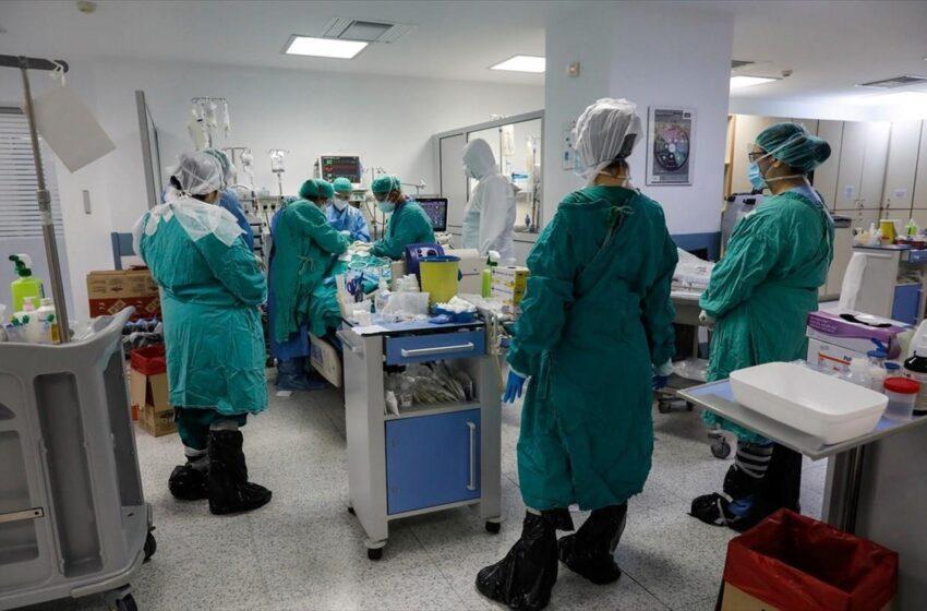 Περισσότερα νοσοκομεία για Covid 19- Συναγερμός για την ραγδαία αύξηση κρουσμάτων