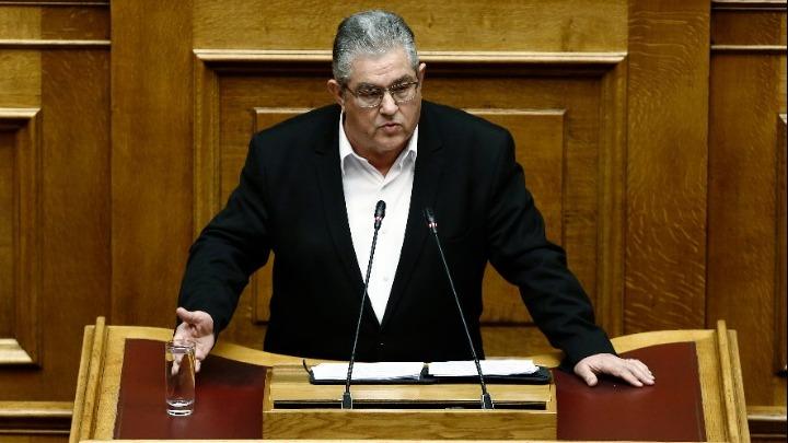 Κουτσούμπας: Ο λαός πρέπει να απορρίψει όλα τα εκβιαστικά διλήμματα και να μη δεχτεί καμία υποχώρηση σε κυριαρχικά δικαιώματα