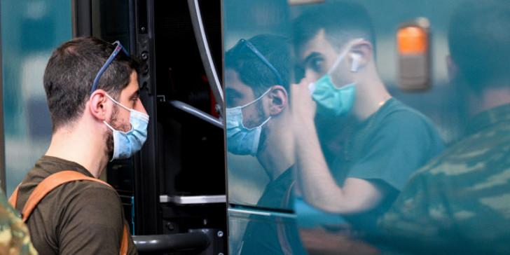 Γώγος: Η μάσκα προστατεύει σε ποσοστό 95% – Τι είπε για το ενδεχόμενο καθολικής χρήσης (vid)