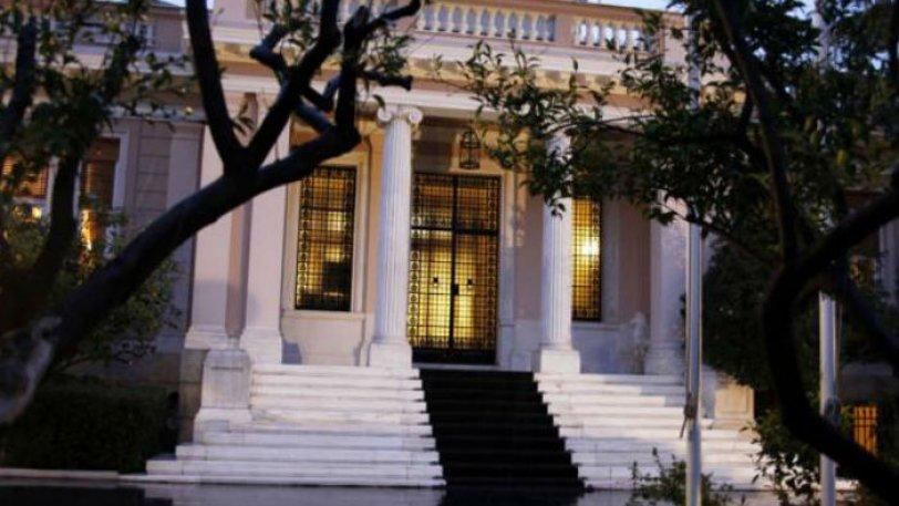 Μαξίμου: Σταθερή επιδίωξη η συνεννόηση των κομμάτων- Δένδιας: Η Τουρκία δρα εκτός πλαισίου διεθνούς δικαίου