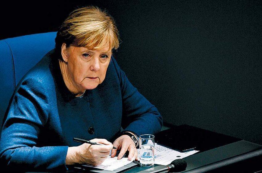 Παρέμβαση Μέρκελ για αποκλιμάκωση στη Μεσόγειο- Επιδιώκει συνάντηση Μητσοτάκη- Ερντογάν πριν τη Σύνοδο Κορυφής