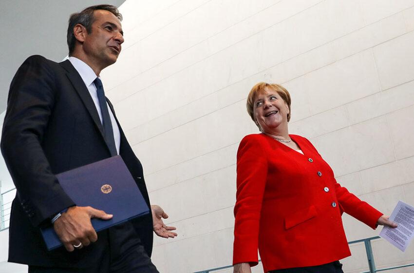 """""""Κενό"""" επικοινωνίας μεταξύ Αθήνας και Βερολίνου- Γιατί δεν βιάζεται να παρέμβει η Μέρκελ;"""