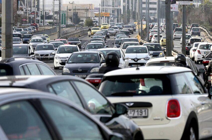 Επέστρεψαν εκδρομείς και… μποτιλιάρισμα – Ποιοι δρόμοι έχουν τα μεγαλύτερα προβλήματα