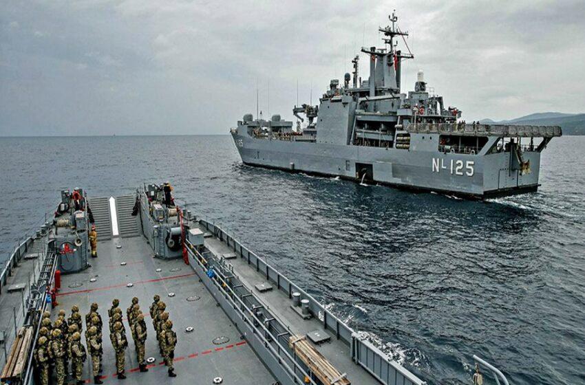 Απαντάει με αντι-NAVTEX στην Τουρκία η Ελλάδα