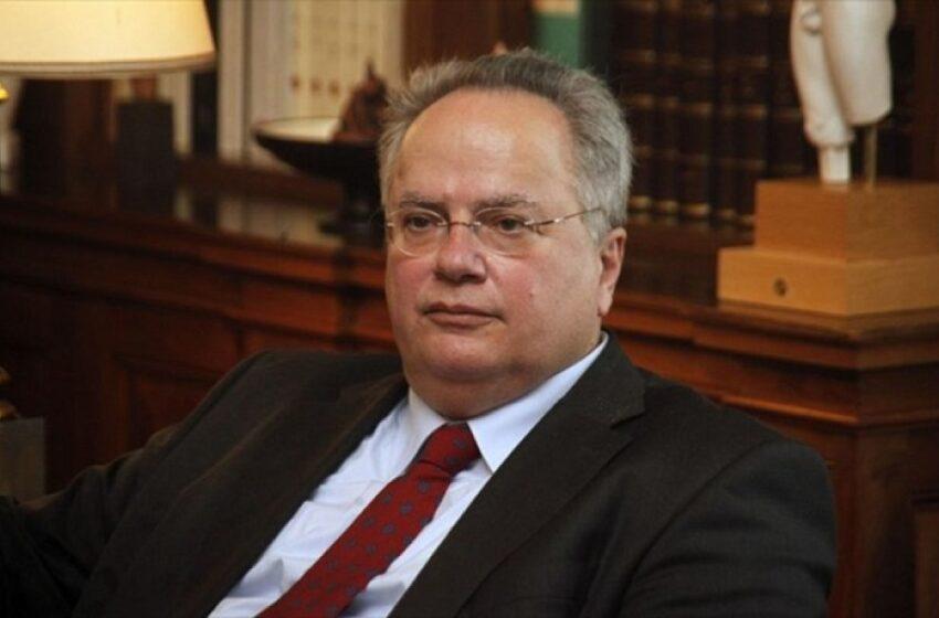 Παρέμβαση Κοτζιά για τη συμφωνία Ελλάδας – Αιγύπτου – Οι πέντε πληγές: Δεν είναι συμβιβασμός, είναι υποχώρηση