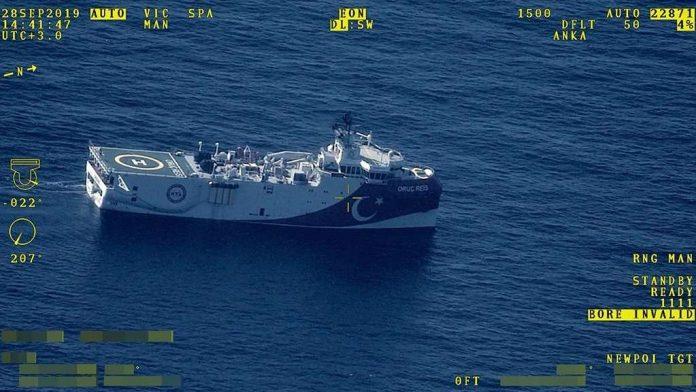 Απέπλευσε το Oruc Reis συνοδεία πολεμικών πλοίων- Συναγερμός στο Αιγαίο- Που στοχεύουν οι Τούρκοι