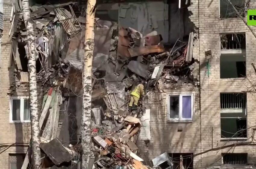 Ισχυρή έκρηξη στη Μόσχα