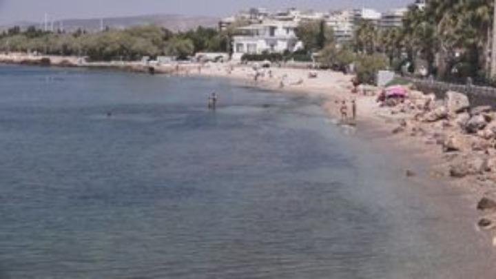Προσοχή: Σε αυτές τις παραλίες της Αττικής απαγορεύεται το μπάνιο