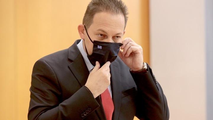 Πέτσας: Ας καταλάβει επιτέλους ο κ. Τσίπρας ότι η ατομική ευθύνη αφορά και τους επικεφαλής των κομμάτων