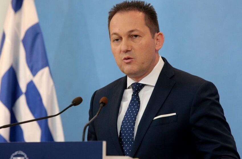 Live -Η ενημέρωση από τον κυβερνητικό εκπρόσωπο Στέλιο Πέτσα
