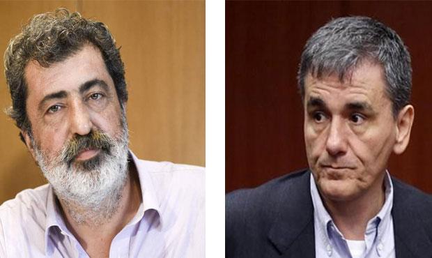 Πολάκης- Τσακαλώτος: Δημόσιος διάλογος με αιχμές για το νέο ΣΥΡΙΖΑ