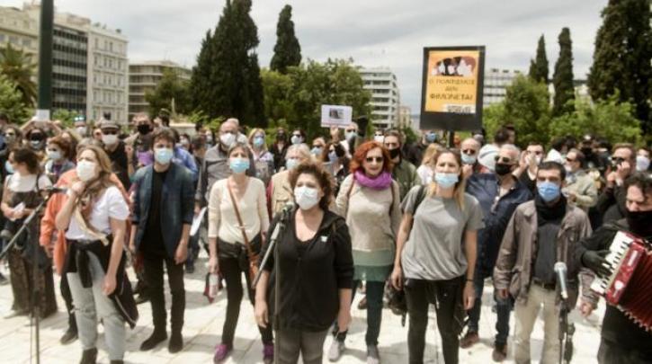 Επιστολή διαμαρτυρίας ΠΟΘΑ: Στοχοποιούν τις πολιτιστικές εκδηλώσεις