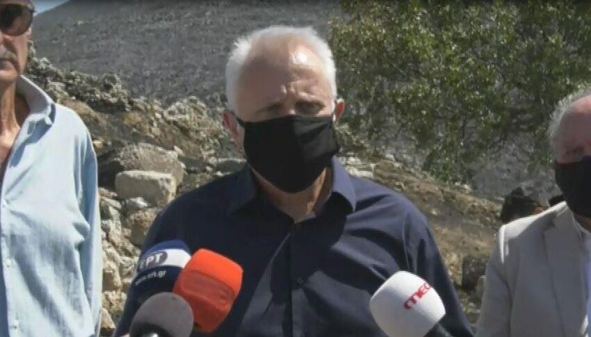 Ραγκούσης από Μυκήνες: Το κράτος του κ. Μητσοτάκη είχε πάει για μπάνιο