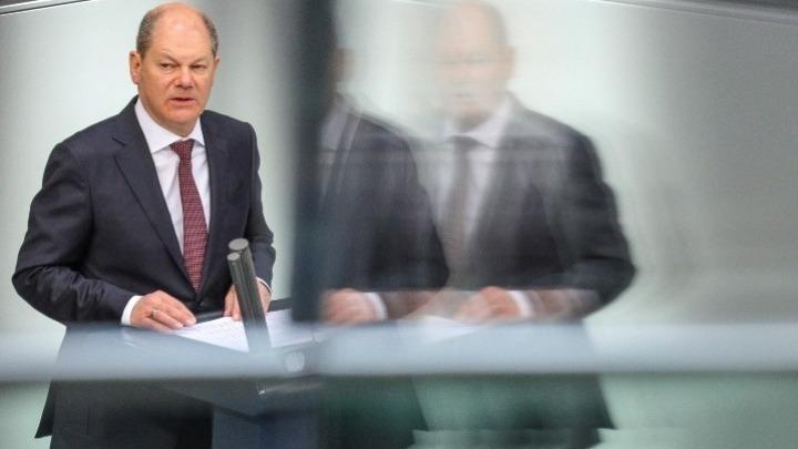Γερμανία: O υπ. Οικονομικών, Όλαφ Σολτς, υποψήφιος για την καγκελαρία
