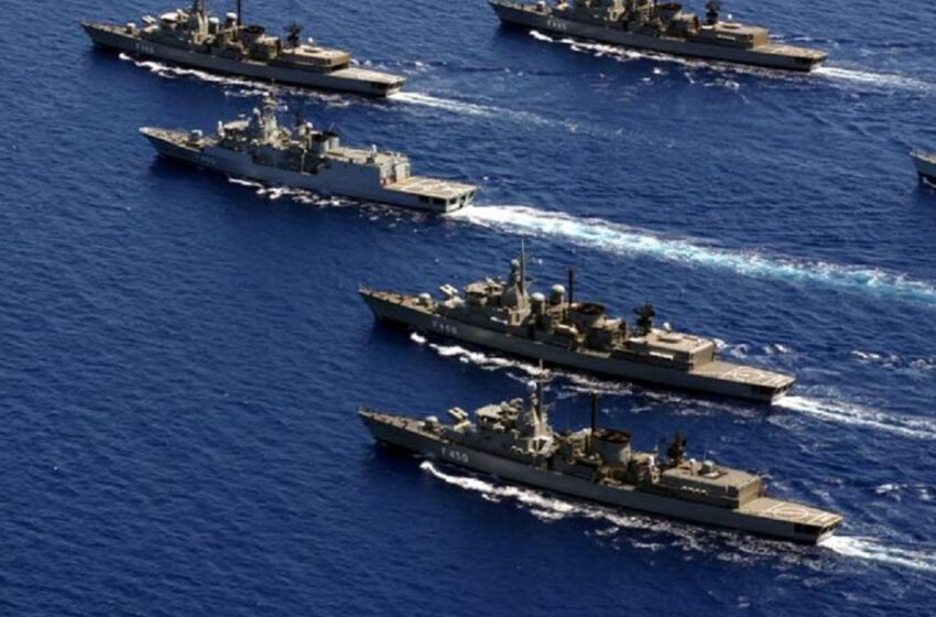Yeni Safak: Η Τουρκία φτιάχνει ναυτική βάση στα κατεχόμενα