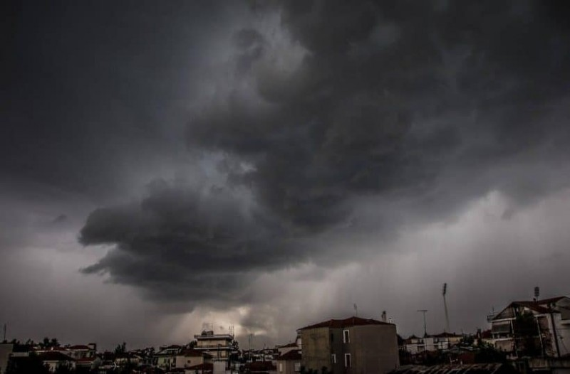 "Meteo: Η ""Θάλεια"" έρχεται και στην Αττική τις επόμενες ώρες"