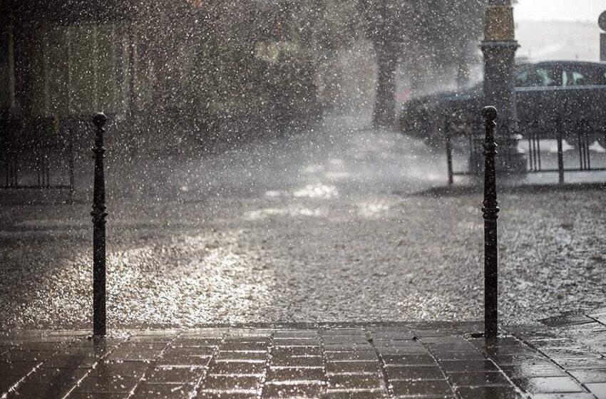 """Νέα στοιχεία: Έρχεται η """"Θάλεια"""" – Τις επόμενες ώρες ισχυρές καταιγίδες και χαλαζοπτώσεις"""