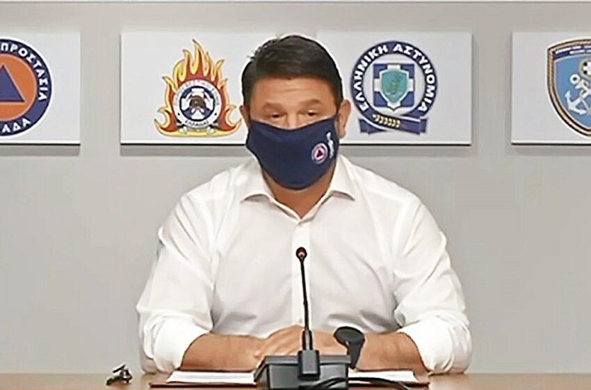 Χαρδαλιάς: Δεν θα επιτρέπεται η είσοδος στους μαθητές που δεν φορούν μάσκα