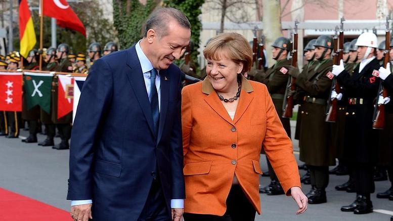 Αποκάλυψη DW: Μέρκελ και Ερντογάν συμφώνησαν να αρχίσει ο διάλογος με την Ελλάδα- Μετά τις 23 Αυγούστου που λήγουν οι έρευνες του Oruc Reis