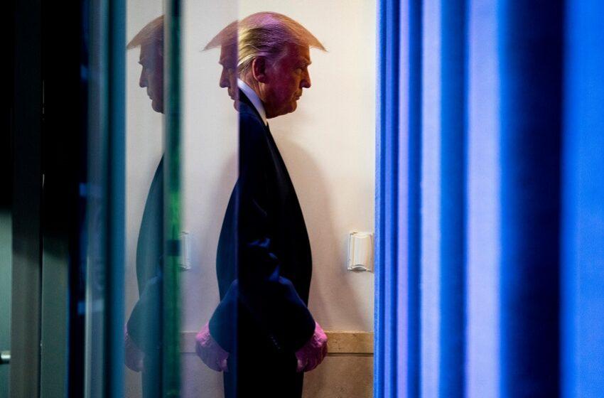 """""""Χαστούκι"""" στον Τραμπ και από Facebook – Κατέβασε fake ανάρτηση για τον κοροναϊό ως επικίνδυνη παραπληροφόρηση (vid)"""
