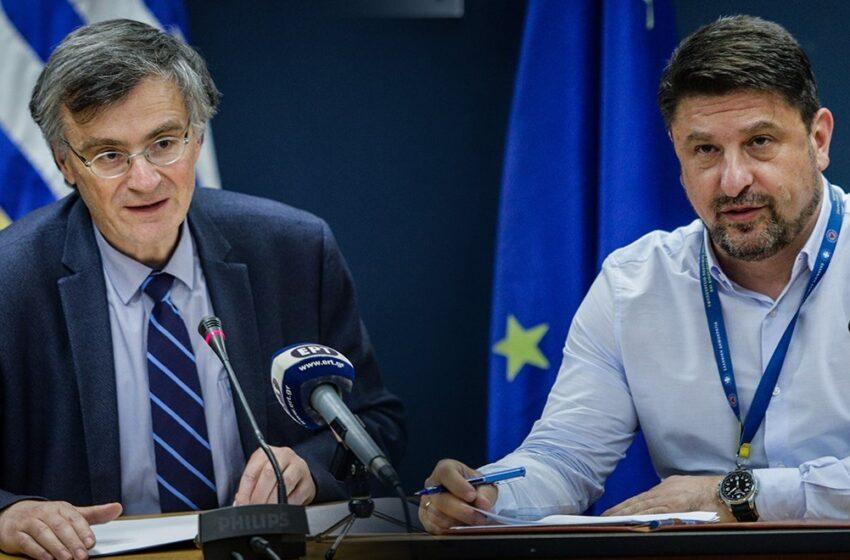 Κοροναϊός: Επιστρέφει ο Τσιόδρας στην τακτική ενημέρωση  – Τρίτη και Πέμπτη με Χαρδαλιά