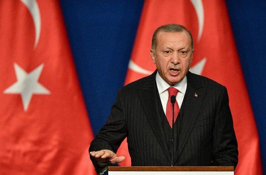 """Εκτοξεύει την ένταση ο Ερντογάν: Αρχίζουν οι τουρκικές γεωτρήσεις – """"Ενημέρωσα την Μέρκελ, καμία συνομιλία με την Ελλάδα"""""""