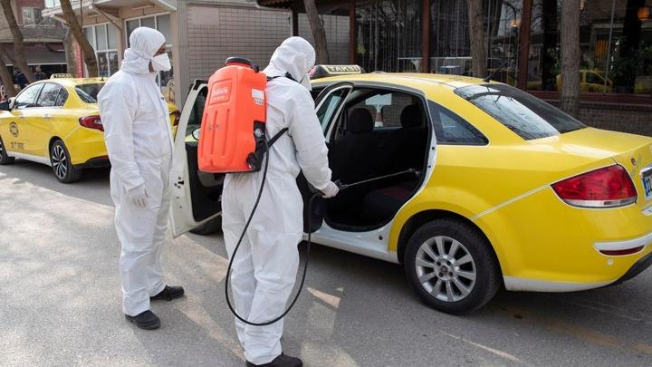 Τουρκία: 5.844 νεκροί, 241.000 κρούσματα μόλυνσης από τον κοροναϊό