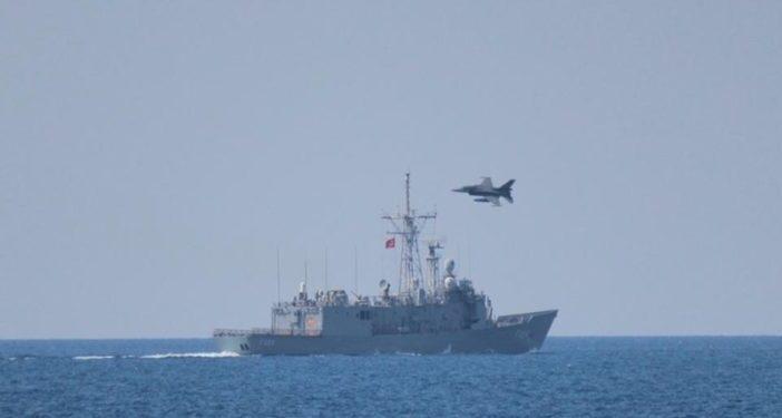 Με Navtex απαντά η Τουρκία στην Ελληνοαιγυπτιακή συμφωνία- Άσκηση μεταξύ Ρόδου και Καστελόριζου με πραγματικά πυρά