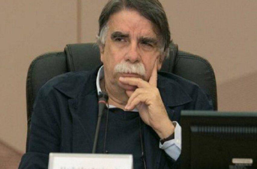 Βατόπουλος: Θα συνεχίσει να ανεβαίνει ο αριθμός θανάτων και διασωληνωμένων