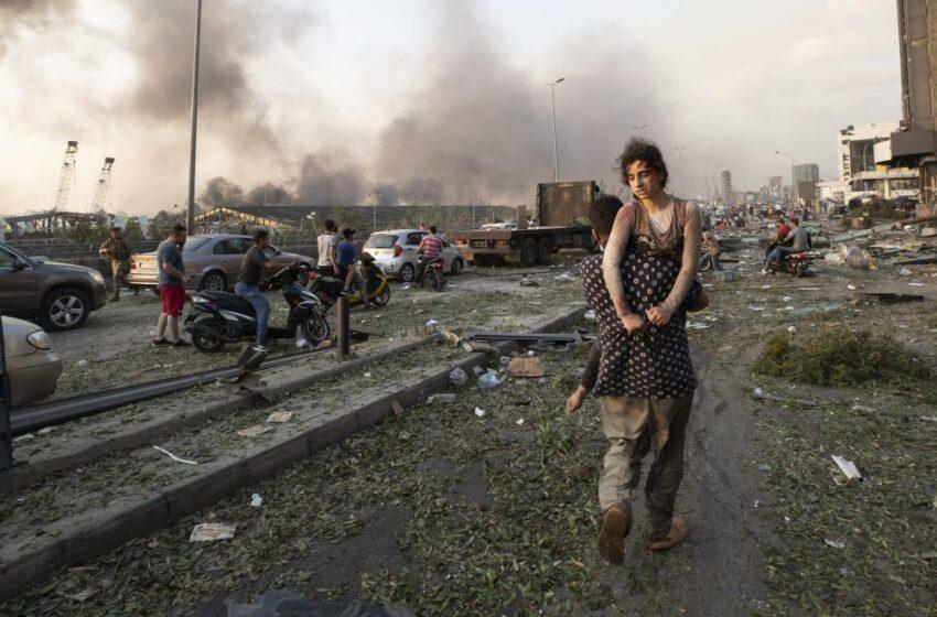 Βηρυτός: Έλληνες τραυματίες στην έκρηξη – Αποστολή της ΕΜΑΚ