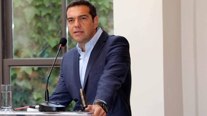 Αλ.Τσίπρας: Αποτροπή του Oruc Reis, όπως το 2018, και Έκτακτη Σύνοδο Κορυφής για κυρώσεις κατά της Τουρκίας