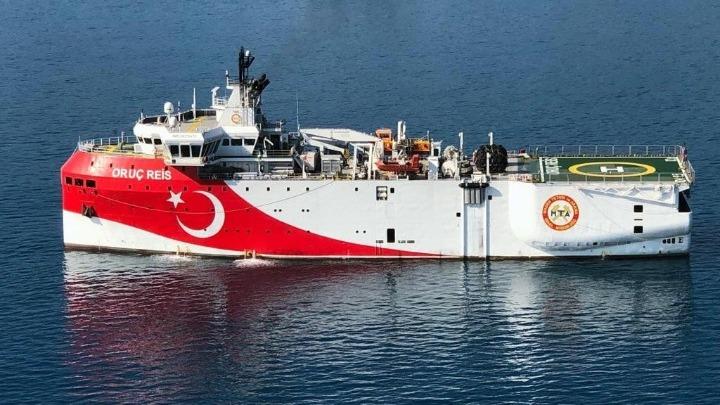 Άλλαξε πορεία το Oruc Reis-Παραμένει εντός ελληνικής υφαλοκρηπίδας- Πληροφορίες για νέα κλιμάκωση από την Τουρκία
