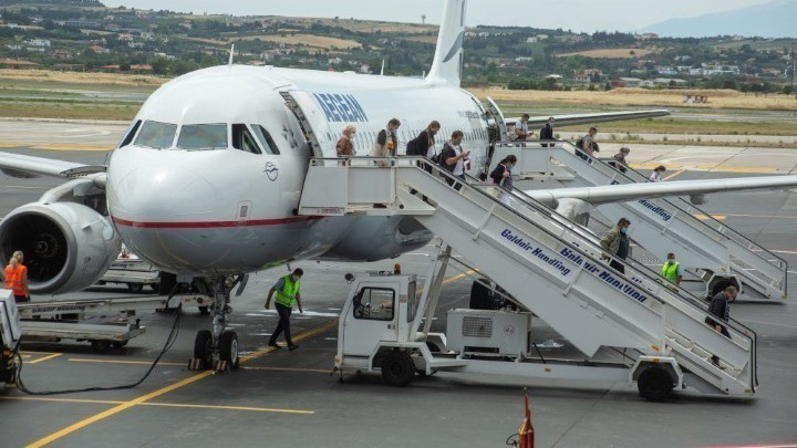 Με αρνητικό τεστ θα εισέρχονται από σήμερα στην Ελλάδα όσοι φθάνουν από την Μάλτα