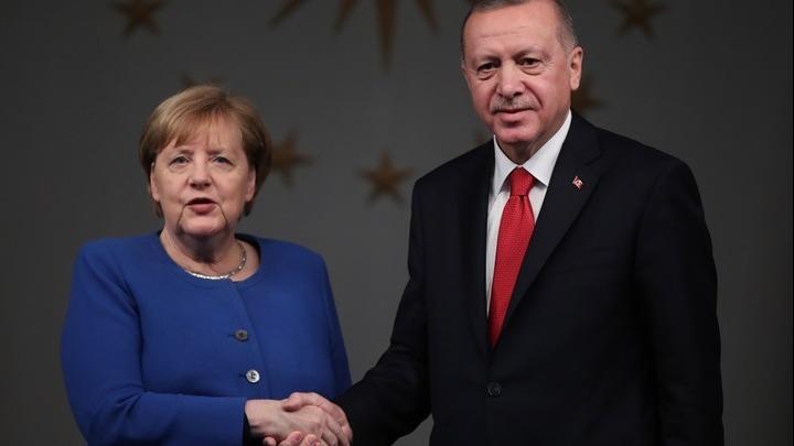 Επικοινωνία Μέρκελ με Ερντογάν και Μητσοτάκη- Τι ζήτησε, τι απάντησαν