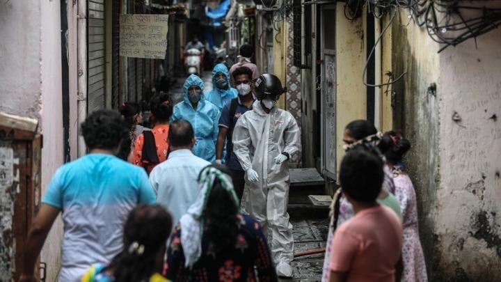 Ινδία: Ρεκόρ 69.652 κρουσμάτων μόλυνσης από τον κορονοϊό