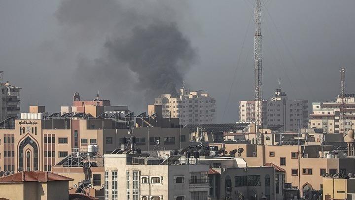 Λωρίδα της Γάζας: Νέοι βομβαρδισμοί από το Ισραήλ σε αντίποινα επίθεσης με ρουκέτα από τη Χαμάς