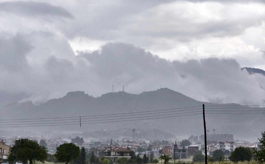 Νέα ραγδαία επιδείνωση του καιρού το Σαββατοκύριακο – Βροχές και πτώση θερμοκρασίας