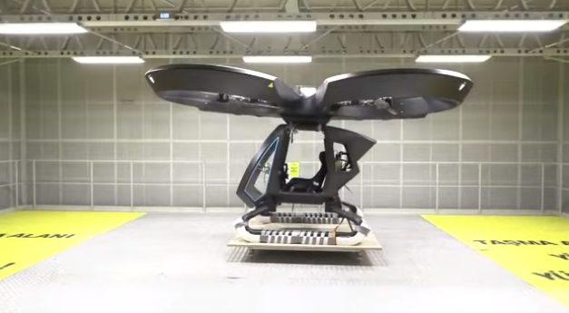 Αυτό είναι το πρώτο ιπτάμενο αυτοκίνητο της Τουρκίας – Το έφτιαξε ο γαμπρός του Ερντογάν (vid)