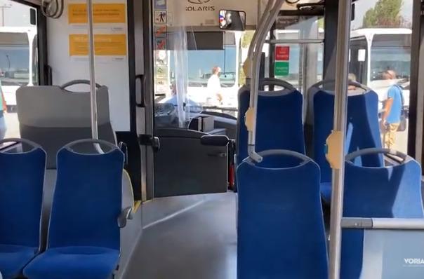Νέα λεωφορεία στη Θεσσαλονίκη (vid)