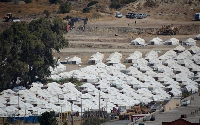 Θετικοί οι 7 από τους 300 πρόσφυγες που ελέγχθηκαν στο Καρά Τεπέ τηςε Λέσβου