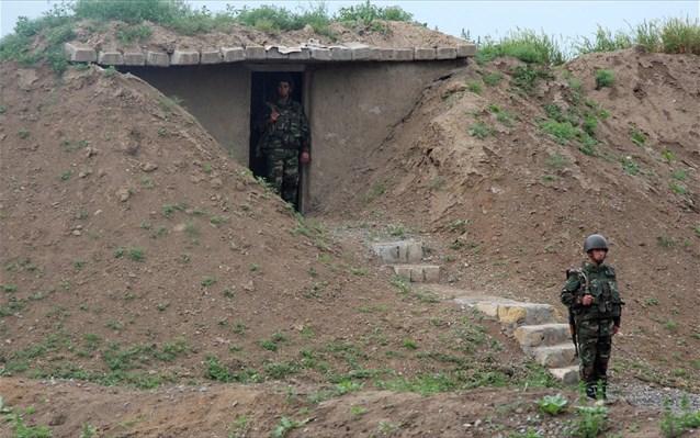 Στο Αζερμπαϊτζάν οι πρώτοι Τούρκοι τοποτηρητές της εκεχειρίας