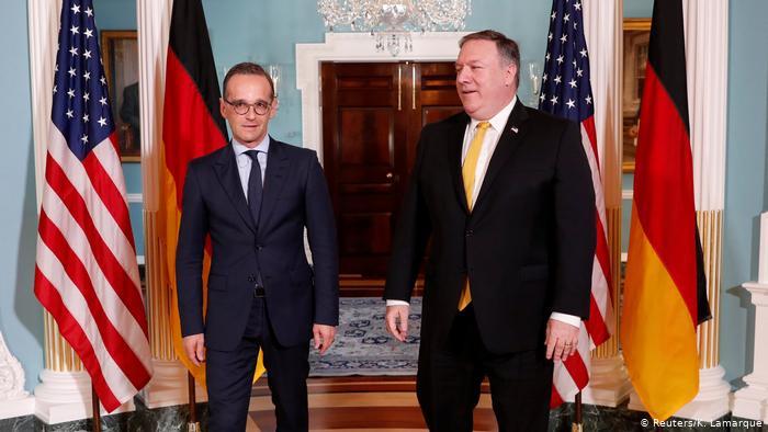 Στο πλευρό της Γερμανίας οι ΗΠΑ για αποκλιμάκωση – ΝΑΤΟϊκή ανησυχία για τον ρωσικό στόλο στη Συρία
