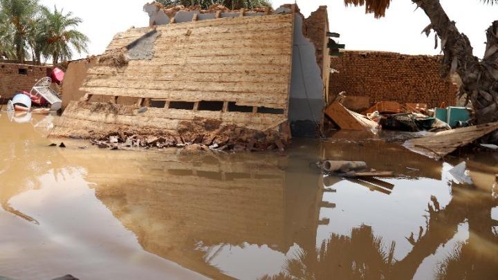 Σουδάν: Τρίμηνη κατάσταση έκτακτης ανάγκης εξαιτίας πλημμυρών