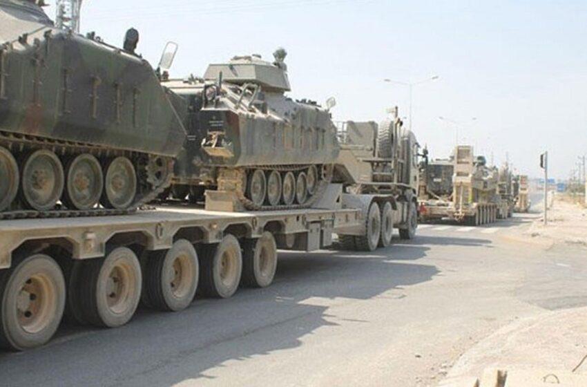 Διαψεύδει η Hurriyet τη μεταφορά τουρκικών αρμάτων μάχης στα σύνορα με την Ελλάδα